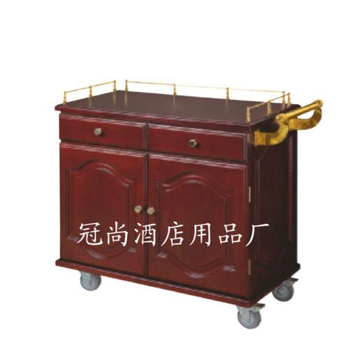 供应T-40茶水柜 实木茶水柜 带门茶水柜 酒店家具