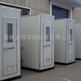 供应常州 江阴广场建筑工地移动厕所租赁 常州移动厕所厂家