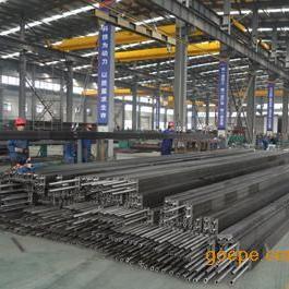 生产中的660MW发电机组H型鳍片管低温省煤器