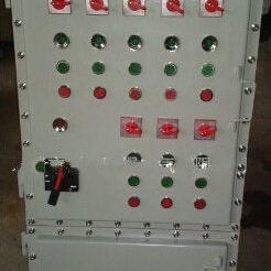 防爆电控箱订做 BXK防爆控制箱厂家