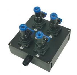 BXX8050-4/32A防爆防腐检修插座箱