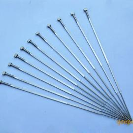 插芯镶针、顶针司筒、 SKD61扁顶针、厂家定做首选恒通兴