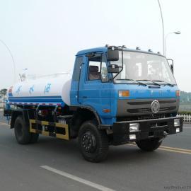 东风145绿化洒水车