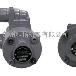 台湾REXPOWER摆线齿轮泵RBB-320Y