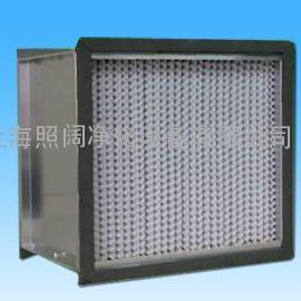 高效空气过滤器|有隔板高效空气过滤器|铝隔板高效空气过滤器