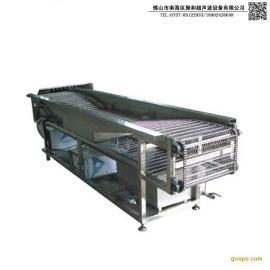 通过式超声波玻璃除尘清洗机