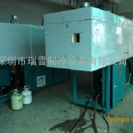 缠绕胶管冷冻机,高压管冷冻机,液压胶管编织冷冻机