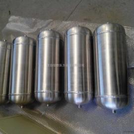 设备配套不锈钢储气罐