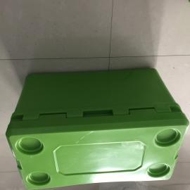 ICEBN 家用户外便携式冷藏保鲜箱,30L海钓车载冷藏箱