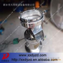 不锈钢振动筛/精细筛分机/高频振动筛