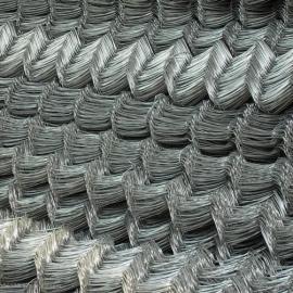 景德镇绿化喷草菱形铁丝网厂家2.0×2.67-50mm加工