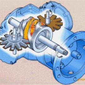 ZW755WA复盛无油水润滑单螺杆式空气压缩机三井主机头