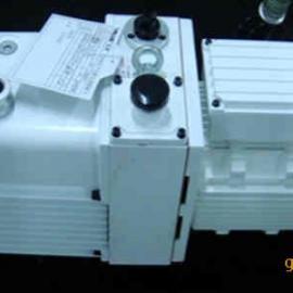 双级直联旋片式真空泵,高真空,高抽速前级真空泵