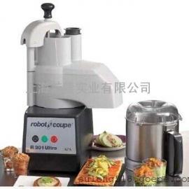 国外罗伯特R301 Ultra菜肴好好机切菜机菜肴处理机
