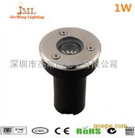 国际质量保证LED1W小埋地灯草坪灯园林道路阶梯投射灯