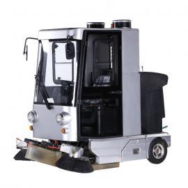 市政保洁全封闭式驾驶式扫地机价格