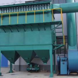 太原优质小型单机除尘器工业煤矿烟气粉尘治理大同除尘设备制作
