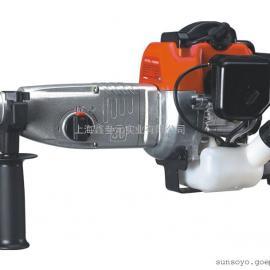 鑫叁元HR30 动力锤、汽油动力钻、小型汽油钻机、手持钻机