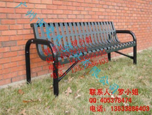铸铁公园椅庭院椅椅图片