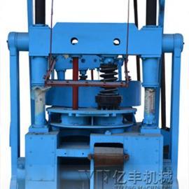 潍坊采购煤球机设备,首选亿丰质量有保障