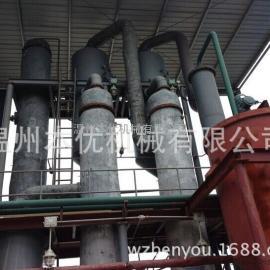 双效强制循环蒸发器  蒸发结晶器