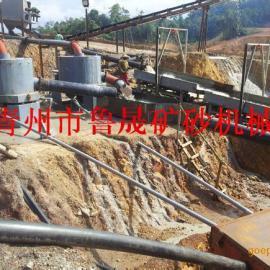 砂金矿小型淘金设备,细颗粒回收淘金设备