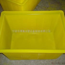 塑料滚塑箱加工厂家 滚塑包装箱、周转箱制作厂商