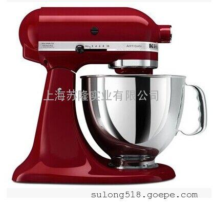 美国厨宝5KSM150搅拌机、美国厨宝和面机220V厨师机