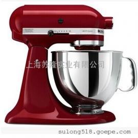 美国厨宝5KSM150搅拌机、美国厨宝和面�C220V厨师机