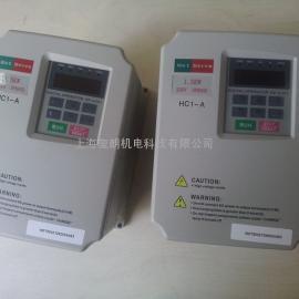 泓筌HC1A05D543B变频器,5.5KW泓筌变频器