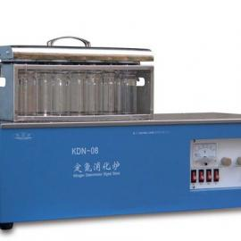 12位井式消化炉,可配套凯式定氮仪使用