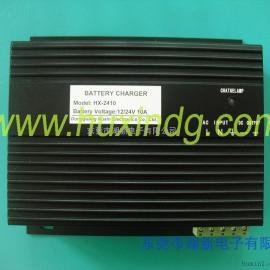 �l��C智能孚充充�器HX2410,24V10A