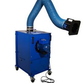 阿尔法焊烟除尘器 移动式单机除尘净化器