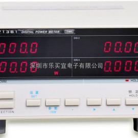 青岛青智8713B1电参数测量仪小功率待机功耗0.5mA