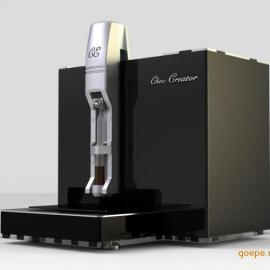 新一代巧克力3D打印机