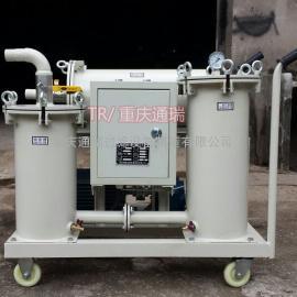 YL-B-100三级精密过滤加油净油小车(快装螺丝型)