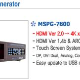 �n��MASTERMSPG-7800S高清信��l生器HDMI2.0HDCP2.2