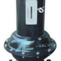 TC首龙 英标常开式气动隔膜阀