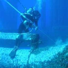 船底海生物清洗机-船底海生物清洗设备