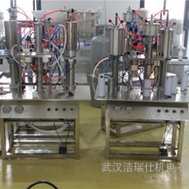 水性聚氨酯专业金属漆玻璃漆气雾剂生产设备