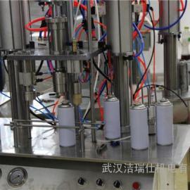 水性涂料气雾剂灌装机