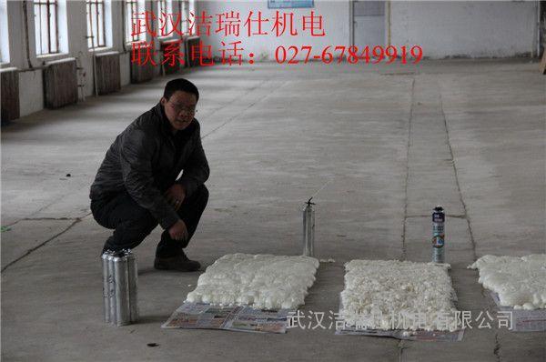 供应CJXH2800全自动聚氨酯发泡胶灌装流水线