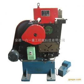 电动角铁冲剪机 多功能电动冲剪机价格厂家