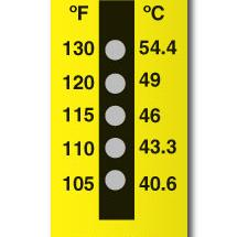 TL-F-340热敏试纸 美国omega热敏试纸
