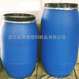 一手�源�F�供��125升抱箍桶,125升塑料桶
