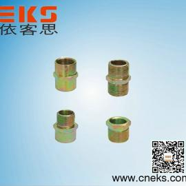 优质碳钢BEJ59-A-B-C-D防爆管接头1寸变径接头