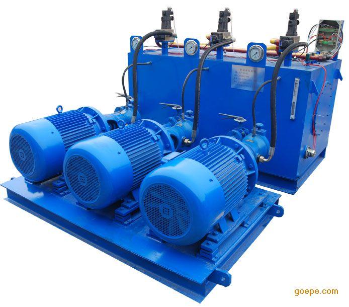 重工液压系统,浓密机械液压系统,专用设备液压系统,泥炮液压系统,铜图片