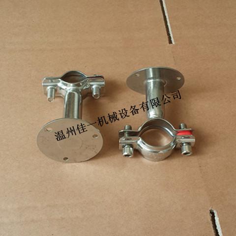 不锈钢管卡、管托、管支架生产厂家(规格、种类齐全)