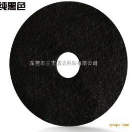 黑色洗地垫 起蜡垫 进口百洁垫