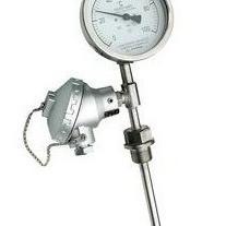 带(热电阻)双金属温度计